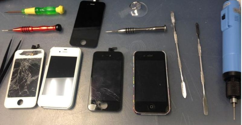 iphone screen repairs