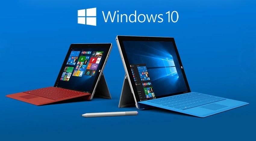 Microsoft Surface Windows 10