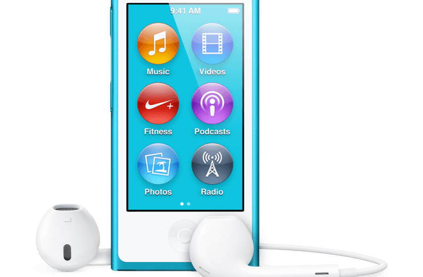 Apple iPod Nano (8th Gen)
